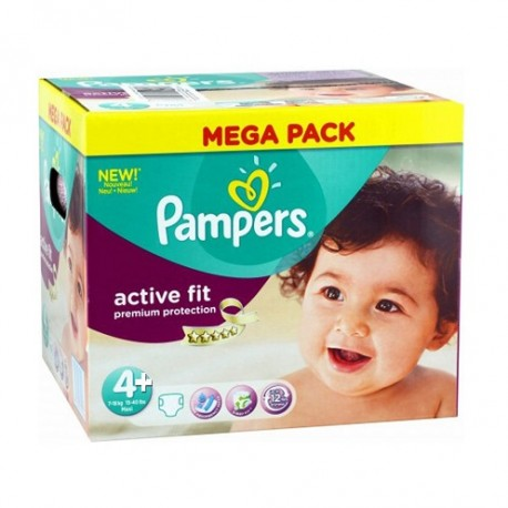 Couches pampers taille 4 active fit sur tooly - Couches taille 1 pas cher ...