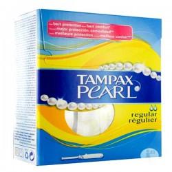 Maxi Pack 60 Tampons de la marque Tampax Pearl - 3 Packs de 20 de taille regular avec applicateur sur Tooly