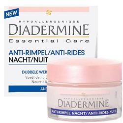 Diadermine Essential Care 50 ml Anti-Rides Nuit sur Tooly