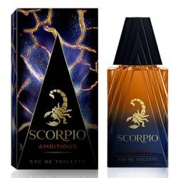 Scorpio Eau de Toilette 75 ml Ambitious sur Tooly