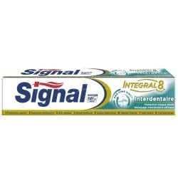 Dentifrice Signal Integral 8 Interdentaire sur Tooly